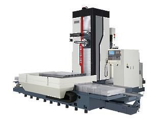 Boring mills, boring mill, horz, table type