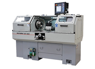 Lathes; Manual & CNC